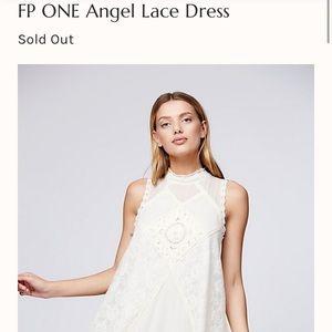 Free People Dresses - Free People Lace Angel dress